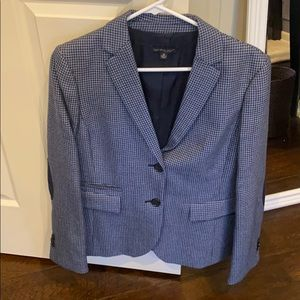 Brooks Brothers Ladies Plaid Blazer